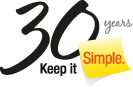 30 years - Keep it simple